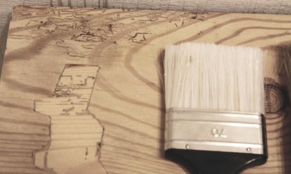 Antike Kommode Holzwurm