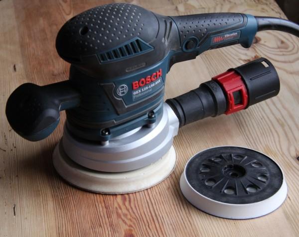 Exzenterschleifer GEX 125-150 AVE Professional von Bosch