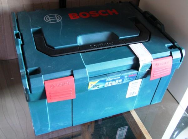 Koffer - Exzenterschleifer GEX 125-150 AVE Professional von Bosch