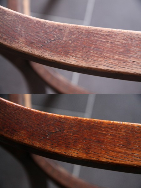 Bürostuhl Detail