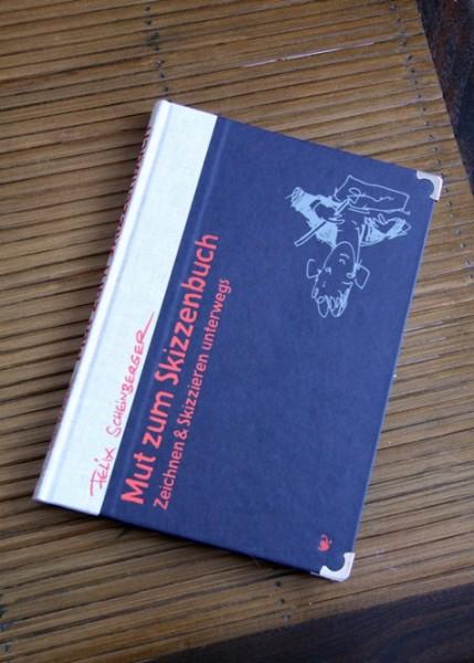 Felix Scheinberger Mut zum Skizzenbuch