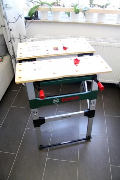 Arbeitstisch Bosch PWB 600